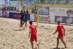 Beach soccer-Serie A. I prossimi impegni del Villafranca