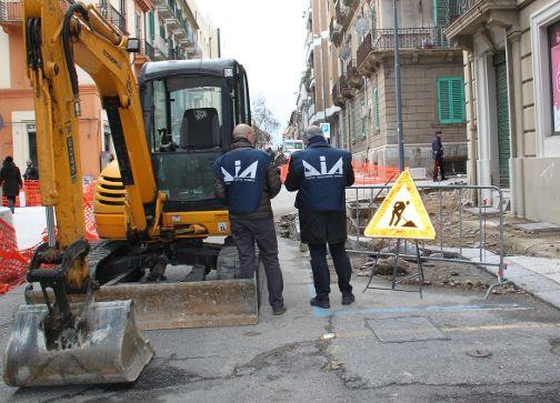 Controlli Dia nei cantieri edili di Messina e provincia: mafia in due casi