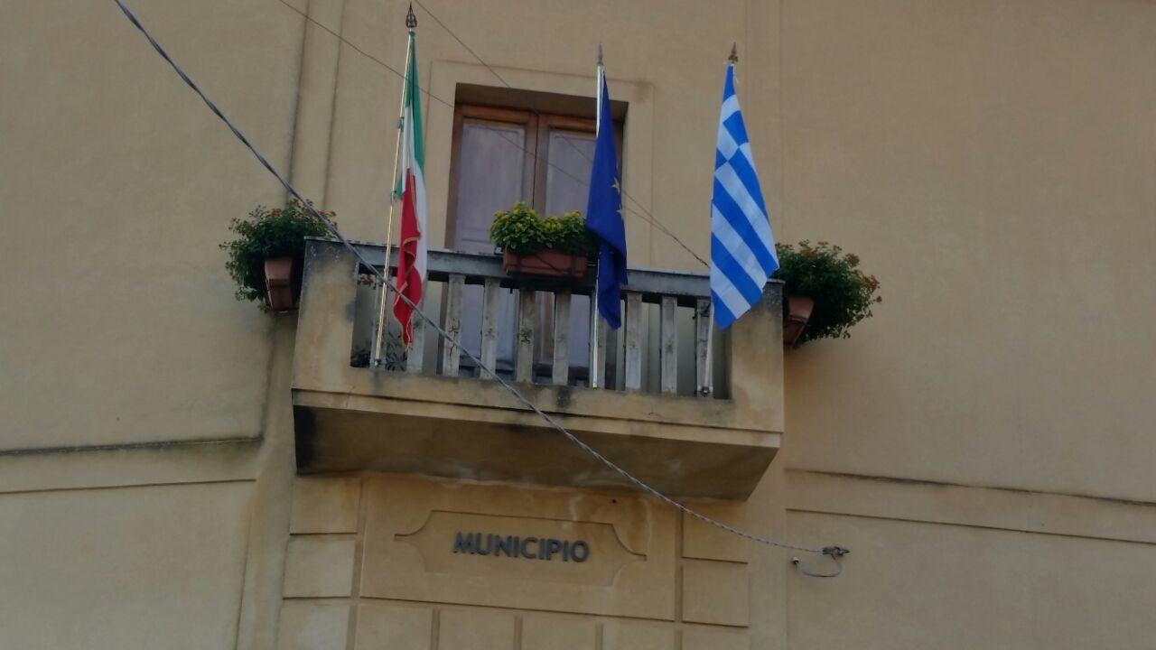 Il comune di Ficarra solidale con il popolo greco ...