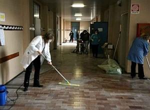 pulizia nelle scuole - disinfestazione