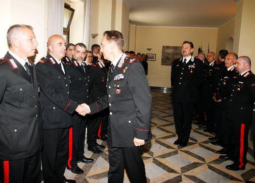 visita Gen. Galletta