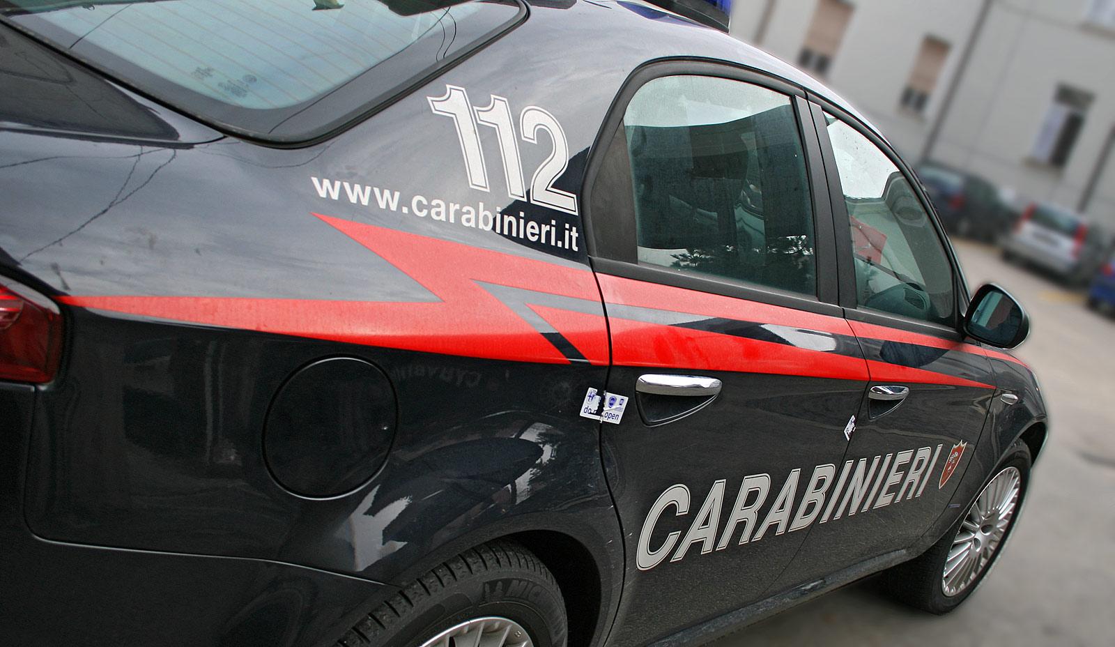 carabinierigazzella