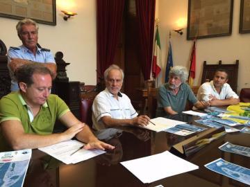 """Presentata a Palazzo Zanca l'iniziativa """"Bicincittà Estate 2015"""""""