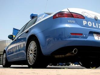 polizia per nuovo ( di culo)