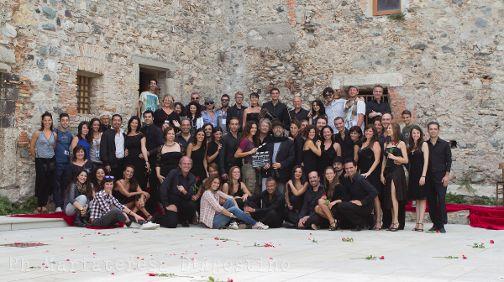 Ballando il silenzio M.T.D'Agostino Seconda Settimana.240