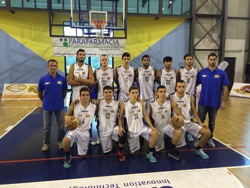Basket Milazzo: esordio con sconfitta
