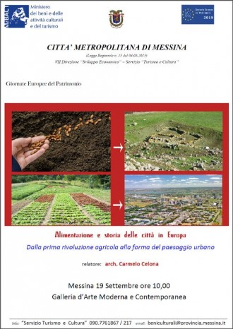 Giornate Europee del Patrimonio 2015 locandina