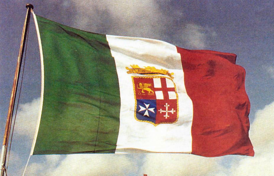 bandiera navale
