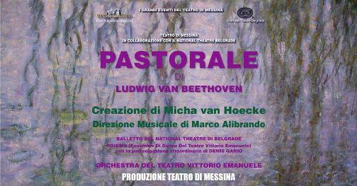 """""""Pastorale"""", spettacolo annullato a Taormina. Appuntamento al Teatro V.E."""