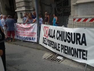 manifestazione Piemonte