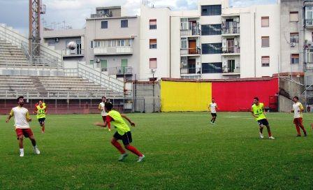 Amichevole Forza Calcio-Messana