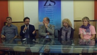 Conferenza stampa Gruppo Zenith Messina