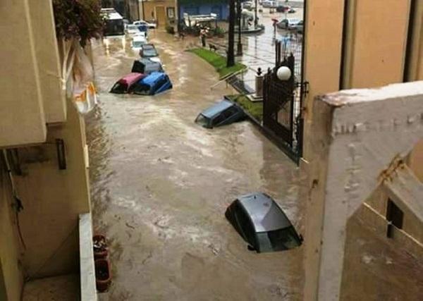 alluvione milazzo 2