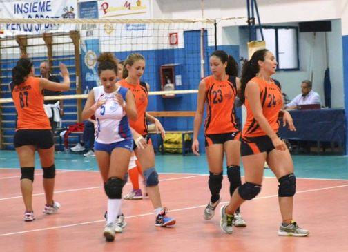 gruppo atlete Messana Tremonti