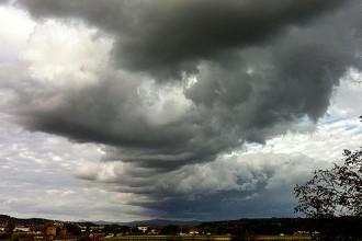 pioggia a Messina