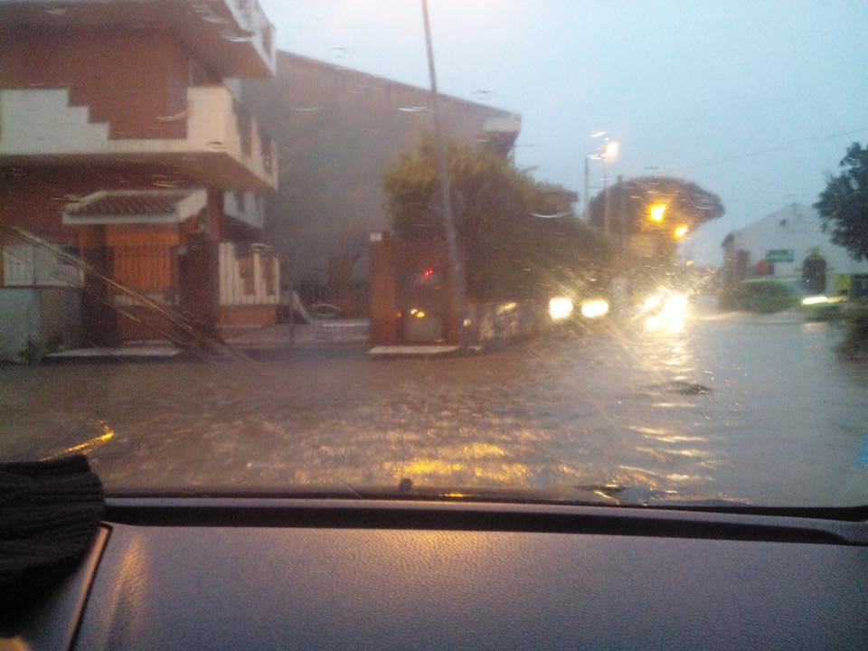 milazzo alluvione