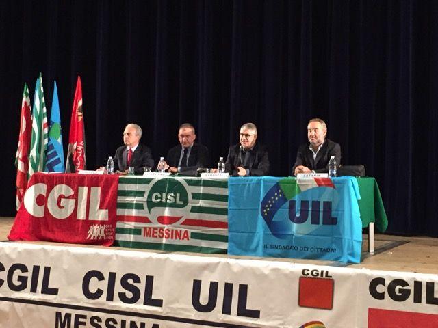 mobilitazione sindacati