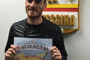 Martinelli si lega al Messina fino al 2018