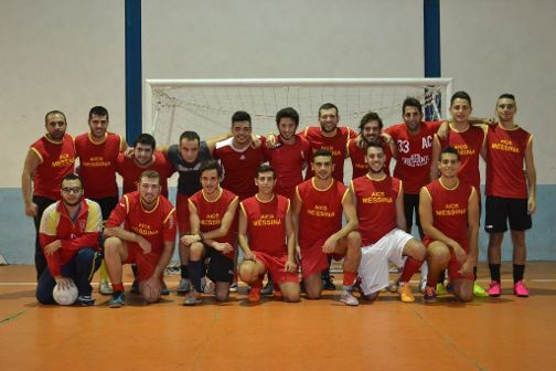 AICS Messina calcio a 5 serie D