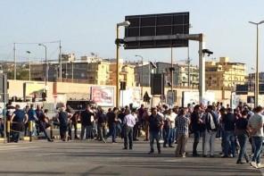 Villa San Giovanni: lavoratori bloccano imbarchi per la Sicilia