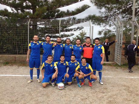 calcio a 11 cus unime 2015.16