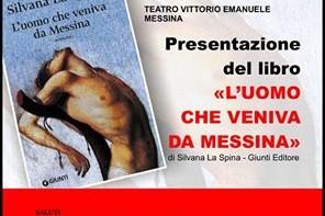 """Antonello,""""L'Uomo che veniva da Messina"""", domani al Vittorio Emanuele"""