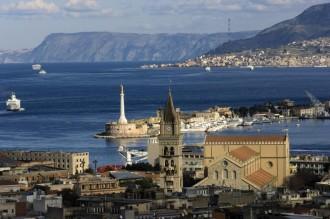 foto messina - madonnina del porto