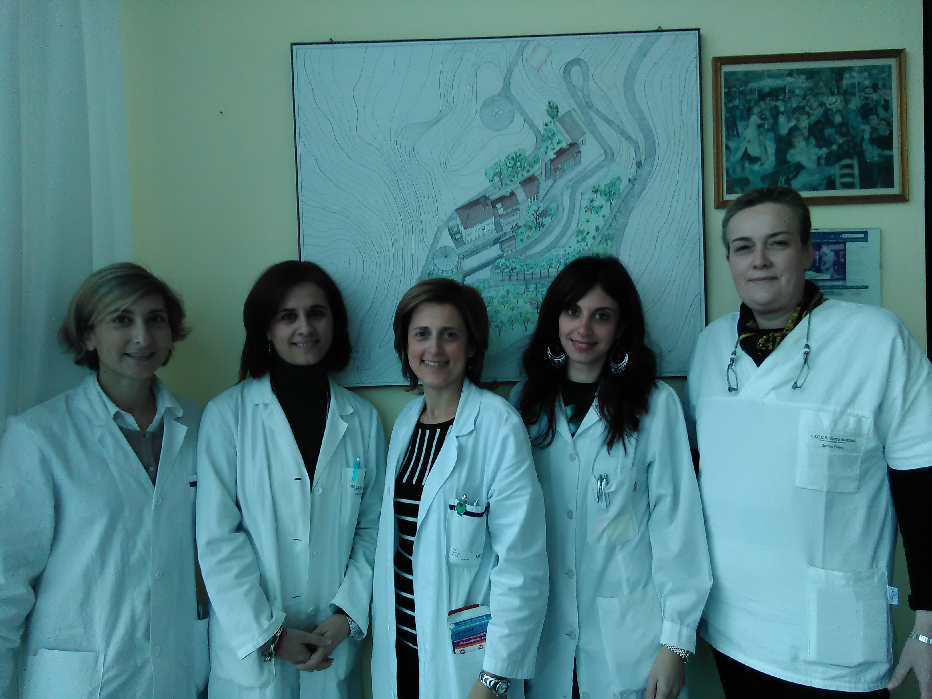 ricercatrici neurolesi