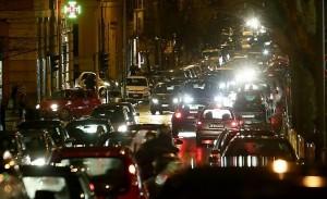 traffico sera