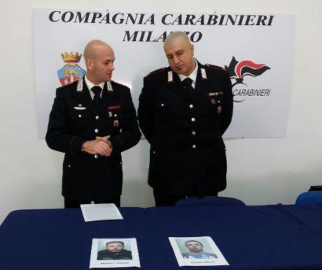 Foto Conferenza Stampa Milazzo