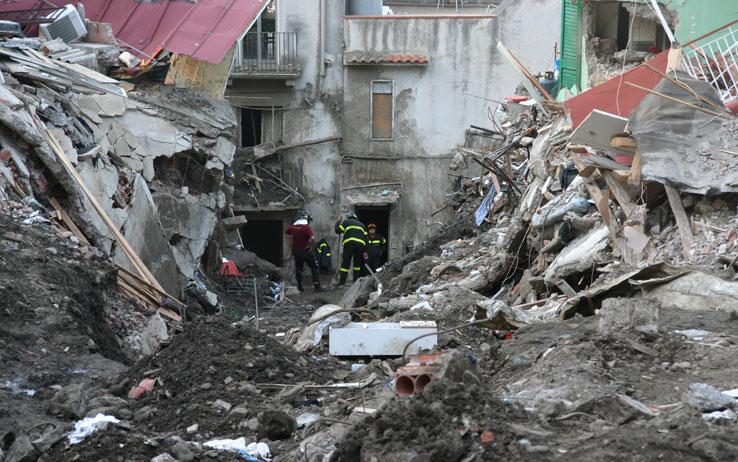 Foto dell'alluvione di Giampilieri