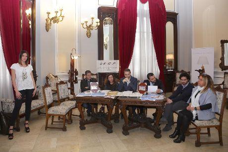 Conferenza stampa Messina a Sanremo
