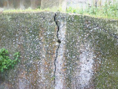 Muro lato monte starda statale 113dir Orto Liuzzo 001