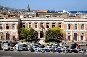 Piazza Pugliatti - Sede centrale Università di Messina