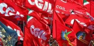 cgil bandiere  nuovo