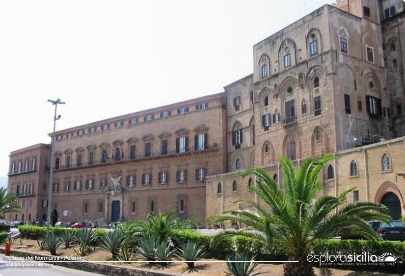 Ars, Palazzo-dei-Normanni-nuovo