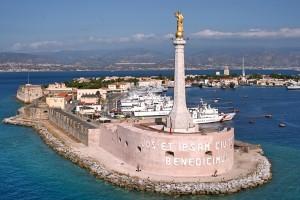 Madonnina-del-Porto-Messina bellissima nuovo