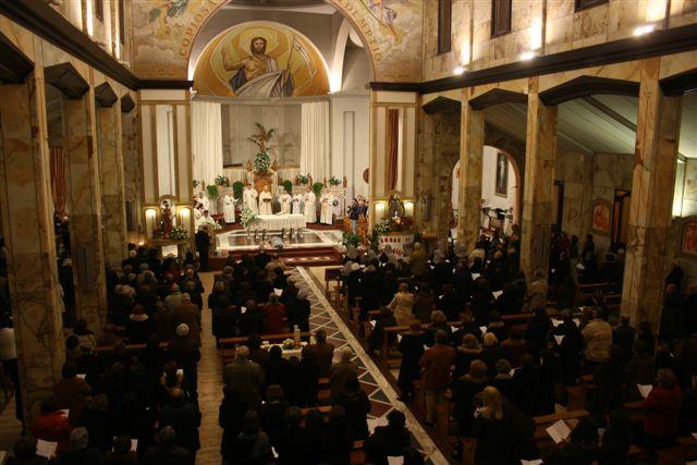 chiesa Cristo  Re capo d'orlando