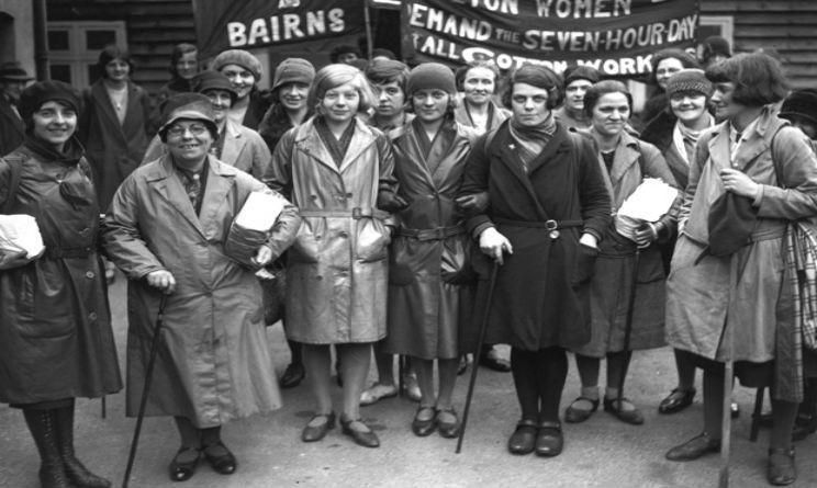 festa delle donne storia