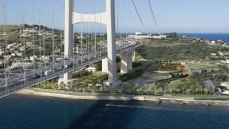 ponte stretto bella bella nuovo