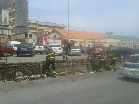 Incidente Viale Europa - Via Gibilterra foto 2