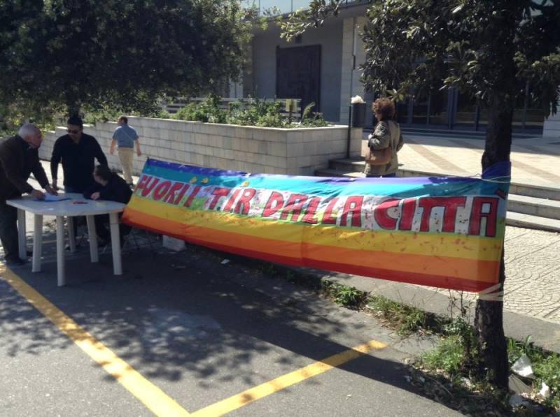petizione-contro-i-tir-a-Messina