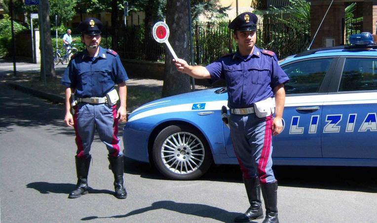 polizia  alt nuovo