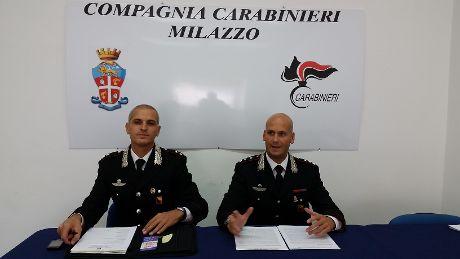 Foto C.te Compagnia e Norm Milazzo