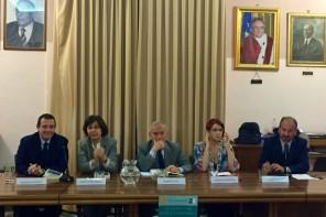 """""""La città marcia"""", il libro di Bianca Stancanelli,l'autrice ne parla a Messina in Corte d'Appello"""