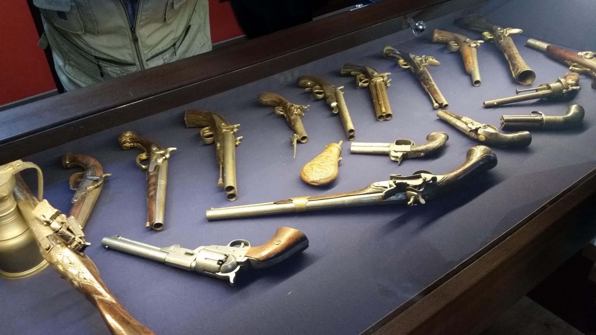 mostra armi antiche
