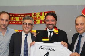 """Bertotto: """"Credo in un calcio propositivo. Già innamorato del Messina"""""""
