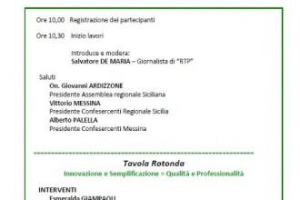 Programma Messina