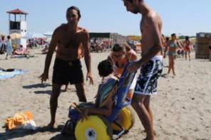 """Progetto su turismo accessibile """"Sicilia e Siracusa, Mare  per tutti 2016"""". Le spiagge del messinese"""