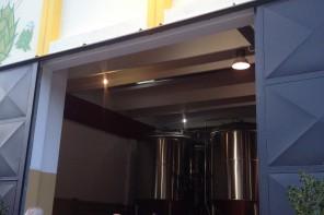 """Inaugurato il birrificio Messina.  Accorinti: """"Adesso, il sostegno di tutti"""""""